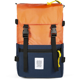 Topo Designs Rover Pack, coral/navy